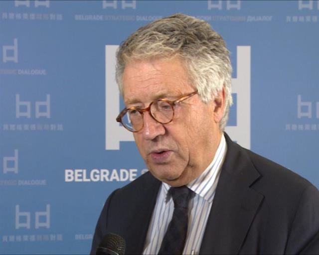 Petrič: O Kosovu da se pregovara danonoćno, po modelu Dejtona i Rambujea