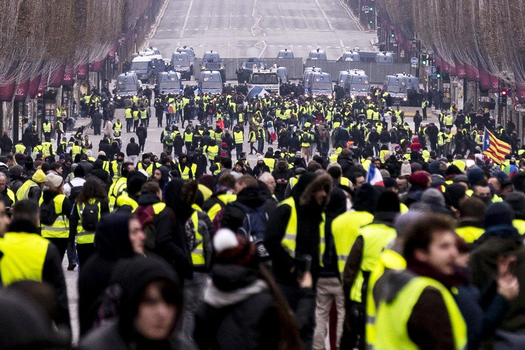Žuti prsluci planiraju mitinge širom Francuske