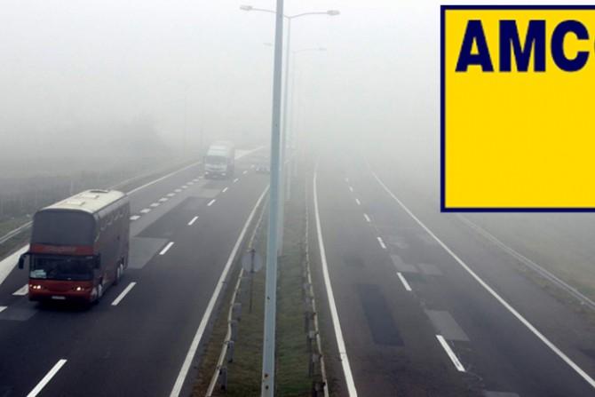AMS: Vreme povoljno za vožnju,čeka se na teretnim terminalima