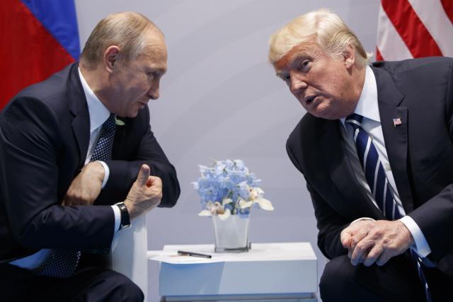 Putin želi susret s Trampom, moguć sastanak u Parizu
