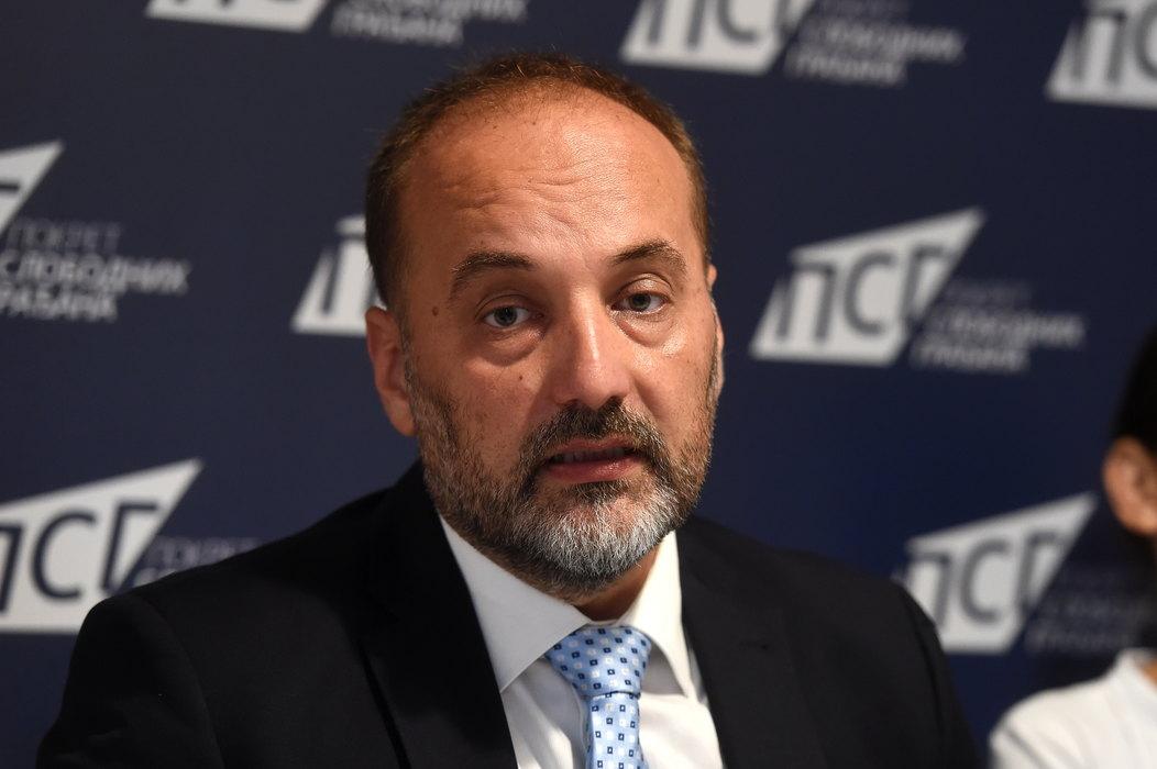 Saša Janković se povlači iz politike