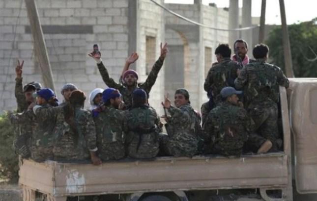 Baguz oslobođen, kraj Islamske države
