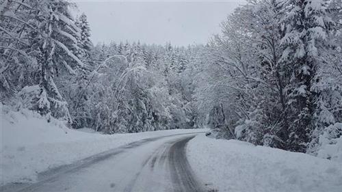 U Makedoniji pao prvi sneg