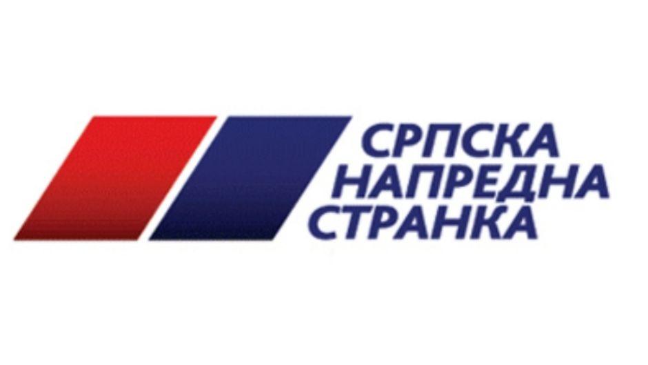 SNS: Grafit u Čoki, meta Vučić