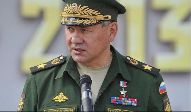 Šojgu: Grupisanje ruskih snaga na Krimu obezbđuje zaštitu