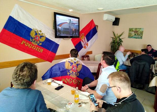 Srbi sa KiM sa posebnom pažnjom ispratili Putinovu posetu