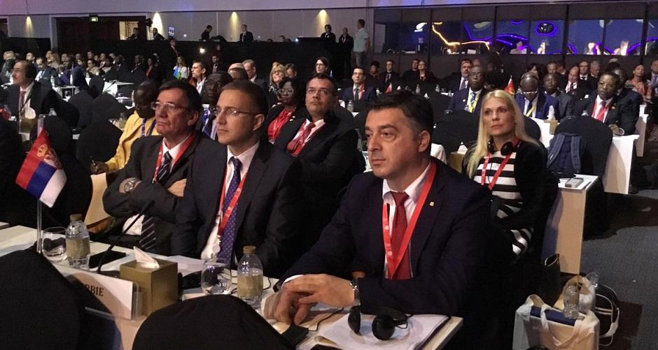 Stefanović: Generalna skupština počela  neprincipijelnim ponašanjem