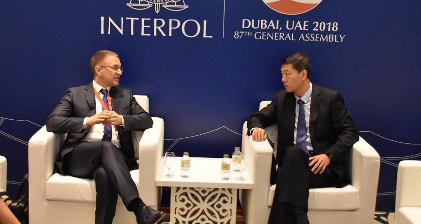 """Dubaji: Kina podržava Srbiju po pitanju zahteva za prijem tzv. """"Kosova"""" u Interpolo"""