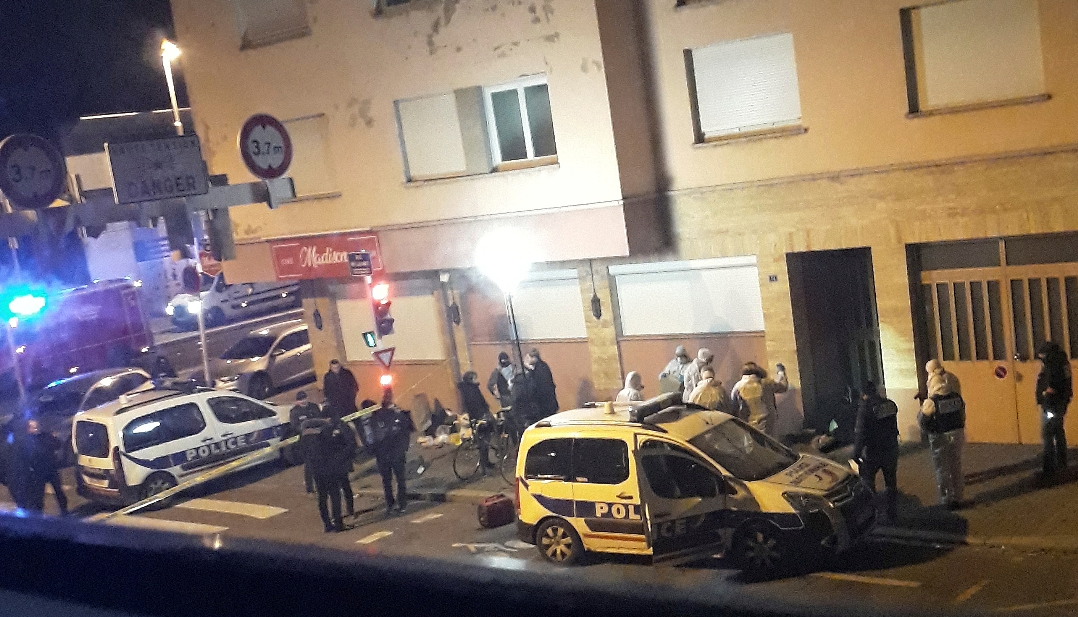 Ubijen napadač iz Strazbura,ID kaže njihov pripadnik