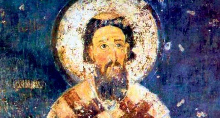 Patrijarh za Putina spremio ikonu Svetog Save