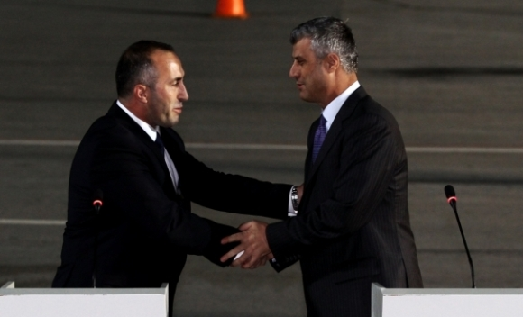 Tači i Haradinaj osudili napad na Srbe