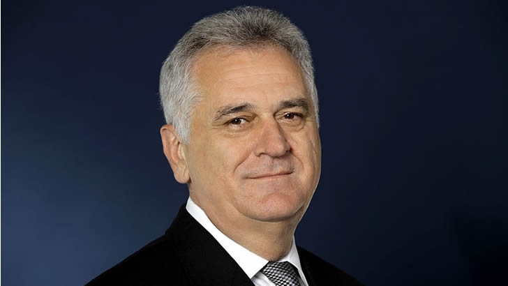 Tomislav Nikolić pozvao kineski