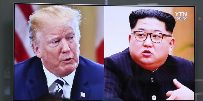 Tramp: Veliki napredak na sastanku sa Kim Jong-čolom