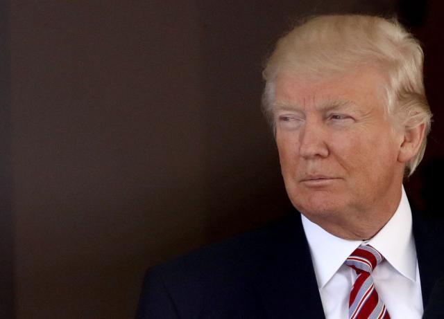 Tramp se prvo obraća naciji o južnoj granici, potom ide tamo