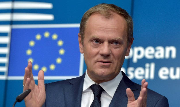 Tusk: Treba nam Aleksandar Veliki za problem irske granice
