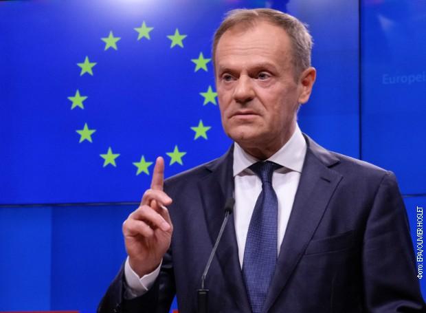 Tusk: Bregzit u rukama naših britanskih prijatelja