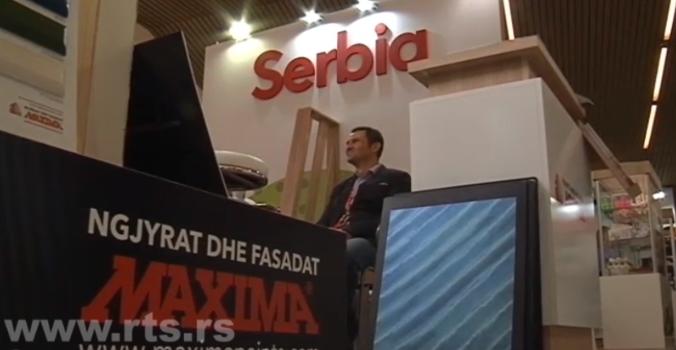 Srpske kompanije na privrednom sajmu u Tirani