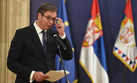 Vučić: Znaćemo da zaštitimo svoj narod, spreman sam da idem na sednicu Saveta bezbednosti (video)