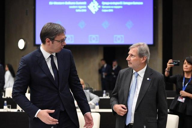 Vučić sa Hanom u