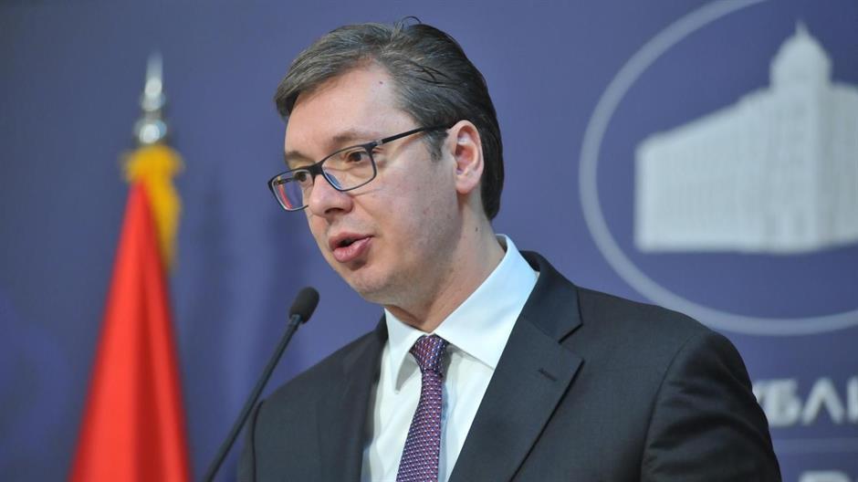 Vučić kampanju nastavlja u Raškom okrugu