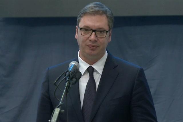 Vučić: Izbori ili u junu ili iduće godine