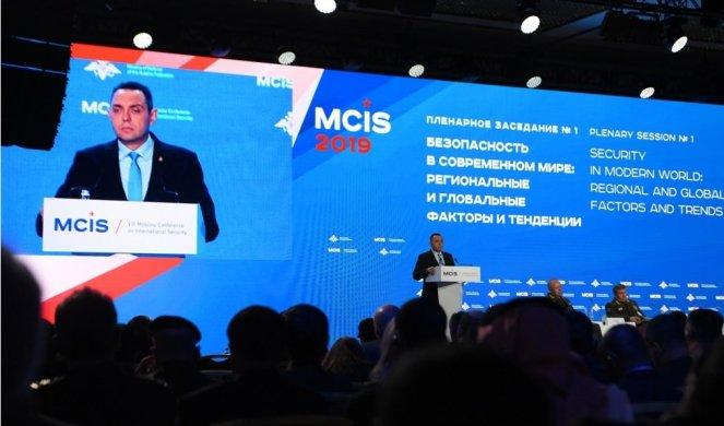 Vulin: Srbija nikada neće biti članica nijednog vojnog saveza