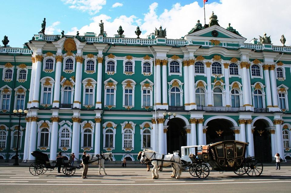 Lažna dojava o bombi u Ermitaž