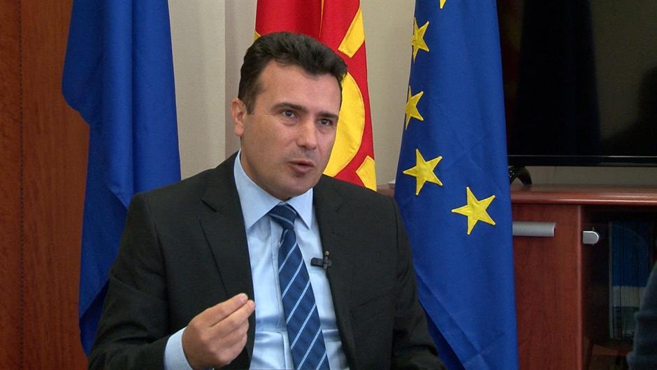 Zaev: Gruevski će biti vraćen u Makedoniju