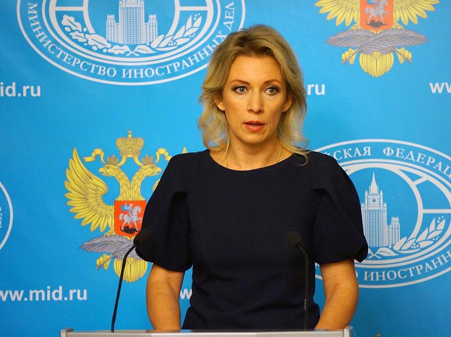 Zaharova: Stejt department fabrikuje lažne vesti protiv Rusije