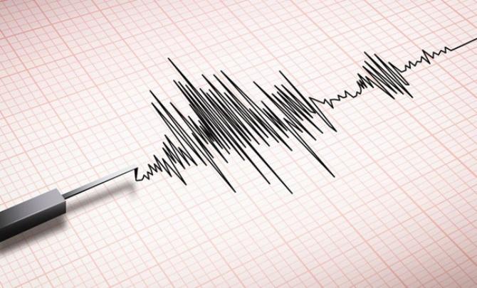 Slabiji zemljotres u Grahovu