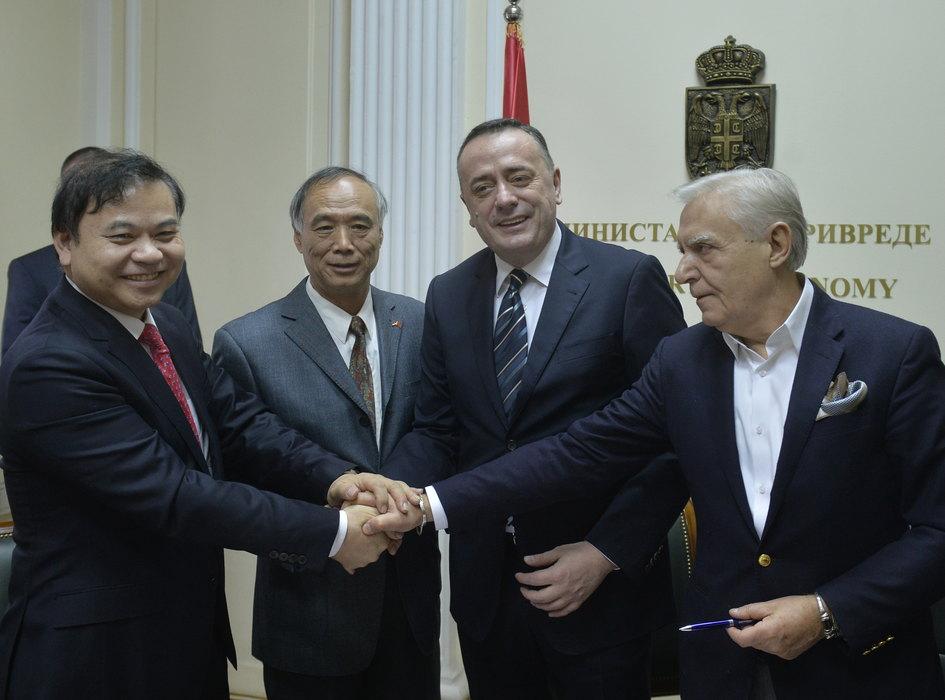 Kineski Ziđin preuzeo RTB Bor, uplaćeno 350 miliona dolara
