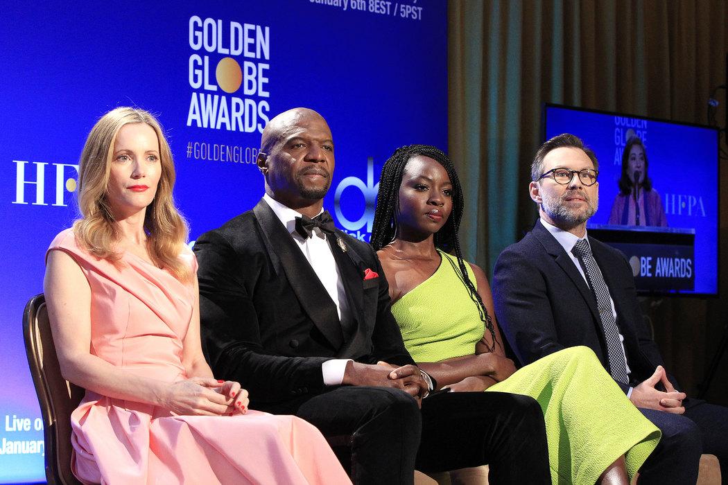 Objavljene nominacije za Zlatni globus