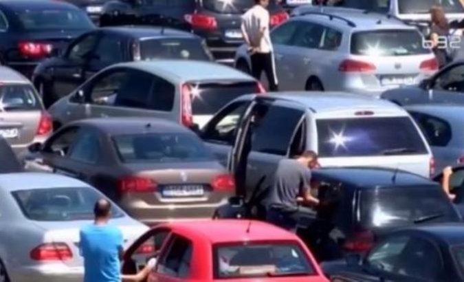 TV Most - AMSS: Pojačan saobraćaj i sporija vožnja na
